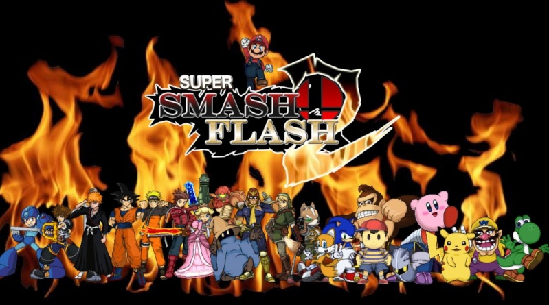 Super Smash Flash 2 Ssf2-110