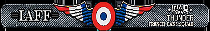 =IAFF= Escadron Francais WarThunder