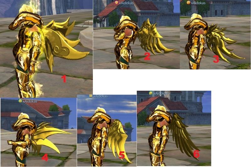 puissances a avoir pour obtenir ces ailes Ailest10