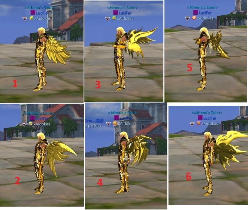 puissances a avoir pour obtenir ces ailes Ailest12
