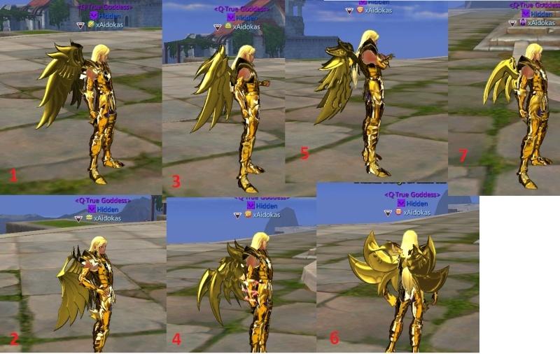 puissances a avoir pour obtenir ces ailes Ailest13