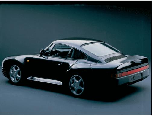 """"""" Curt, Vol une voitures Porsche 959. """"  Sans_t18"""