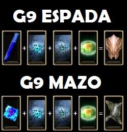 ARMADURAS G9 Y G10 Escudo10