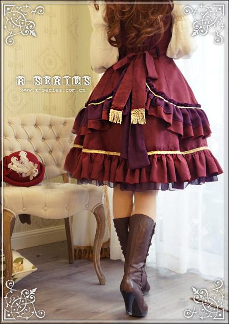 Quelle forme de jupon pour cette robe ? Rsj00212