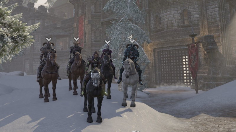 In cyrodil with the pack Rider710