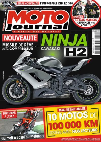 Kawasaki Ninja H2 93481411