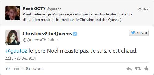 CHRISTINE & THE QUEENS - Queen of Pop. Lol11