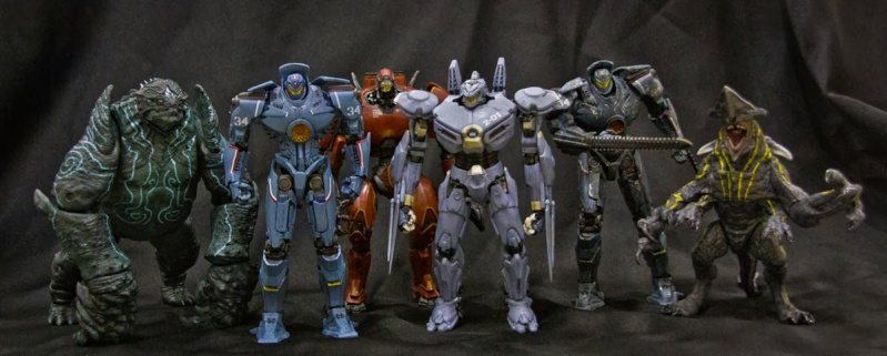 "SERIE ACTION FIGURES COMPLETA ""PACIFIC RIM"" Img_0610"