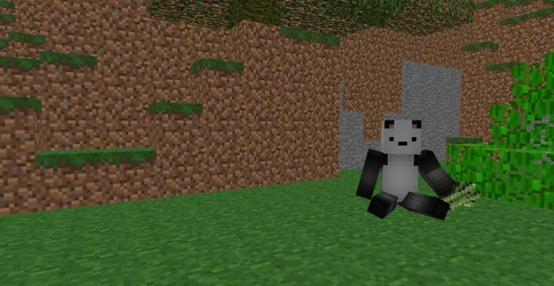 Mine-Imator Panda10