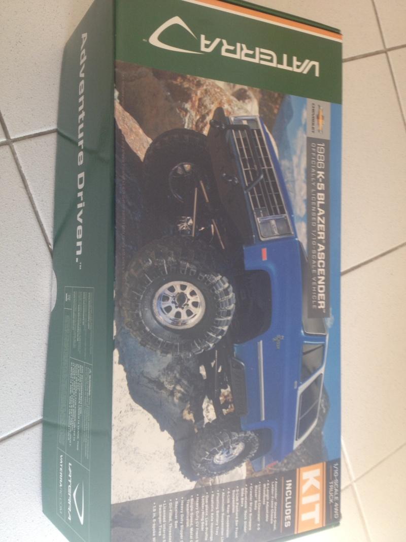 Vaterra ascender FORD Bronco 014ef110