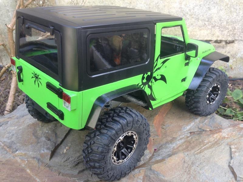 [SCX10]Jeep Rubicon Poison Spyder 0160b410