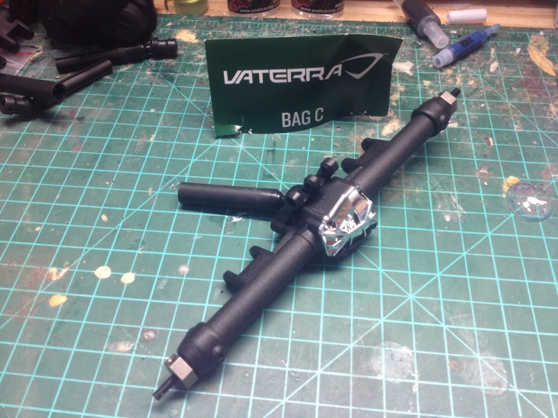 Vaterra ascender FORD Bronco 01817910