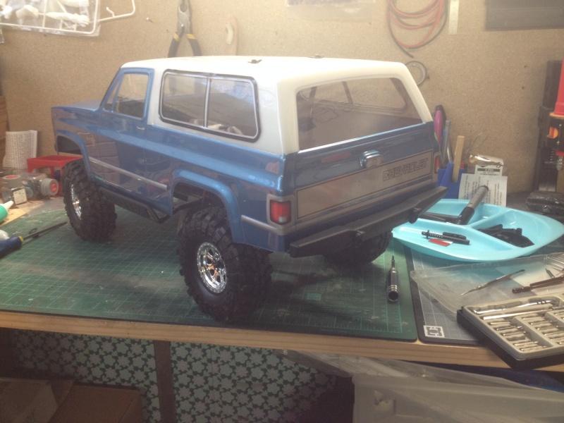 Vaterra ascender FORD Bronco 01950210