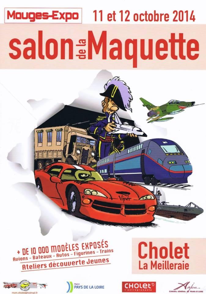 Salon de la maquette cholet 10635710