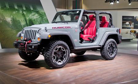 JEEP rubicon  2013-j10