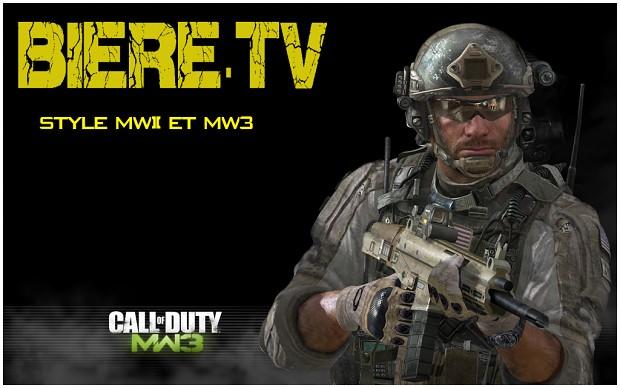 Mod BiErE Gametype MW2 MW3 Jaquet10