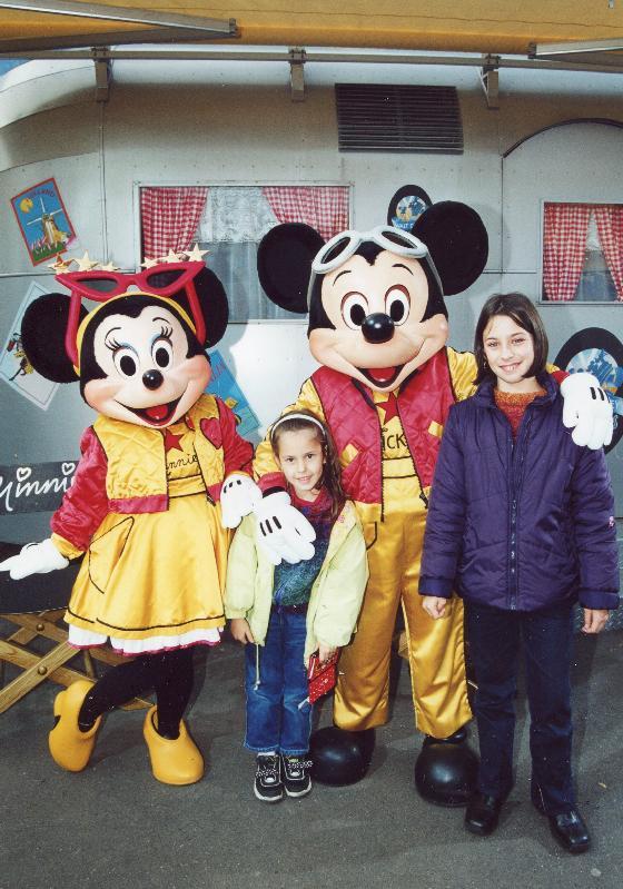 TR Disneyland Hôtel + La Belle et la Bête à Mogador pour mes 18 ans, juillet 2014 Neg03510