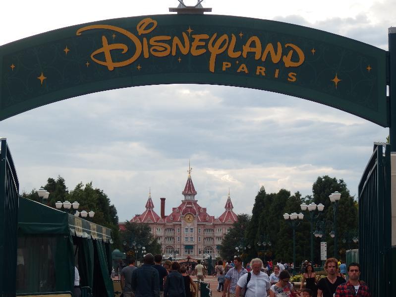 TR Disneyland Hôtel + La Belle et la Bête à Mogador pour mes 18 ans, juillet 2014 P7190018