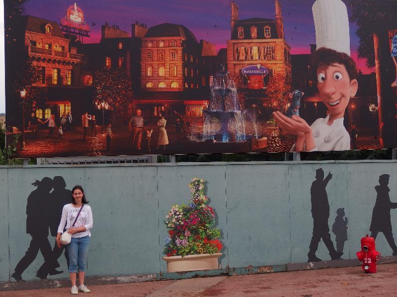TR Disneyland Hôtel + La Belle et la Bête à Mogador pour mes 18 ans, juillet 2014 P7190019