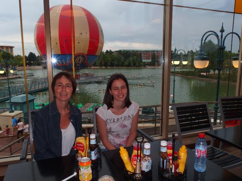 TR Disneyland Hôtel + La Belle et la Bête à Mogador pour mes 18 ans, juillet 2014 P7190020