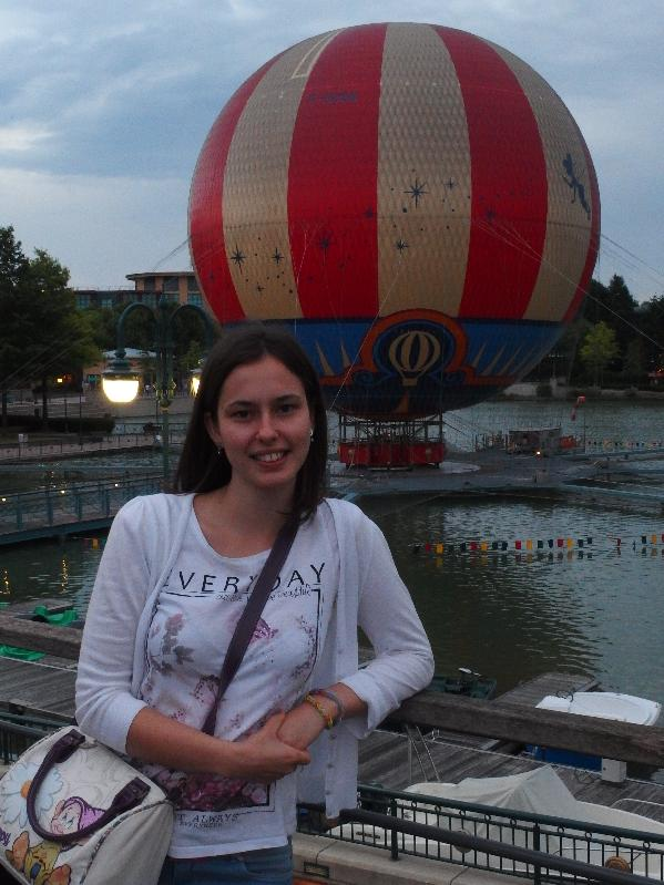 TR Disneyland Hôtel + La Belle et la Bête à Mogador pour mes 18 ans, juillet 2014 P7190022