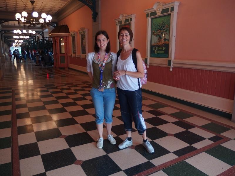 TR Disneyland Hôtel + La Belle et la Bête à Mogador pour mes 18 ans, juillet 2014 P7200013