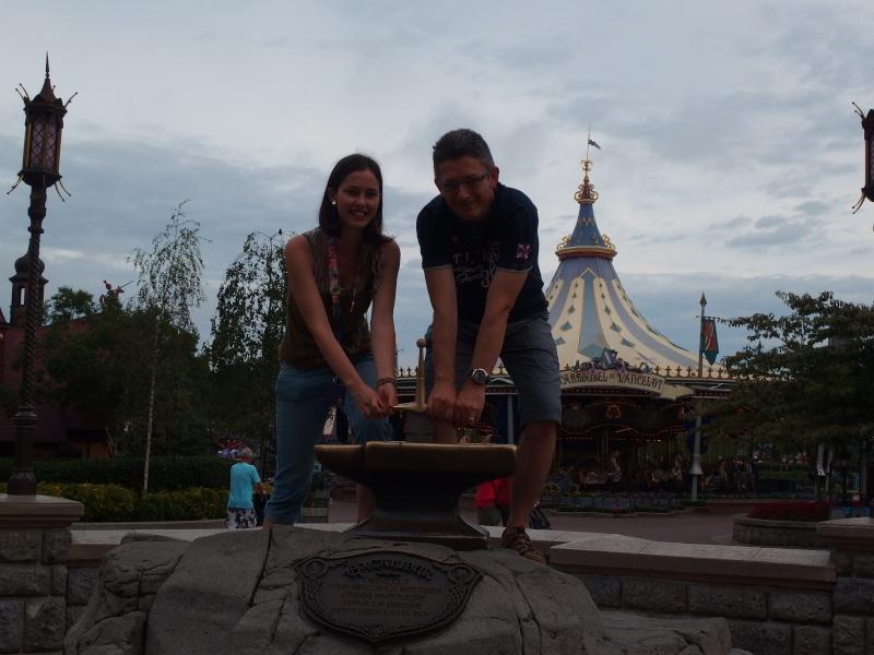 TR Disneyland Hôtel + La Belle et la Bête à Mogador pour mes 18 ans, juillet 2014 P7200017