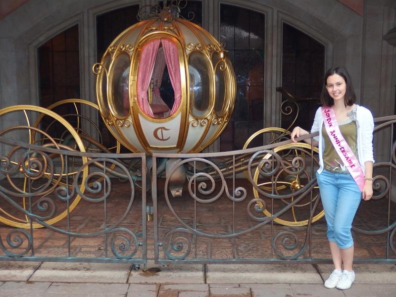 TR Disneyland Hôtel + La Belle et la Bête à Mogador pour mes 18 ans, juillet 2014 P7200023