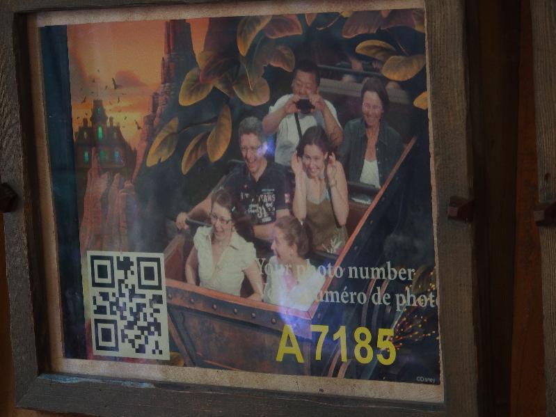 TR Disneyland Hôtel + La Belle et la Bête à Mogador pour mes 18 ans, juillet 2014 P7200119
