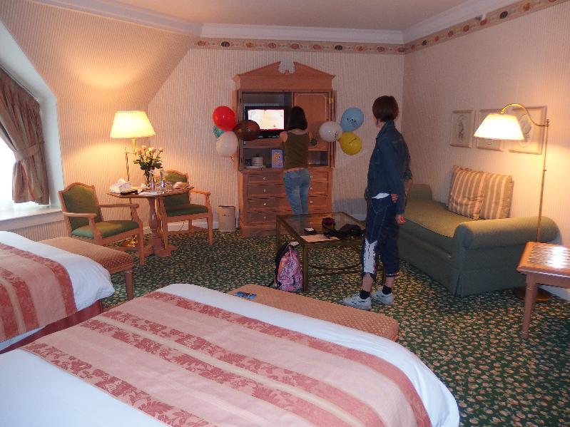 TR Disneyland Hôtel + La Belle et la Bête à Mogador pour mes 18 ans, juillet 2014 P7200124