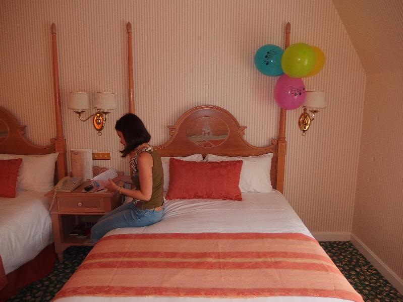 TR Disneyland Hôtel + La Belle et la Bête à Mogador pour mes 18 ans, juillet 2014 P7200125