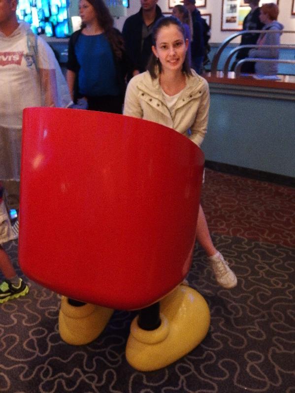 TR Disneyland Hôtel + La Belle et la Bête à Mogador pour mes 18 ans, juillet 2014 P7200128
