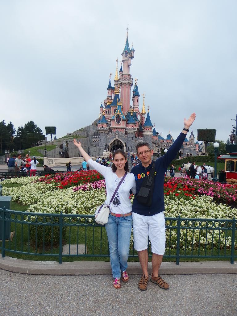 TR Disneyland Hôtel + La Belle et la Bête à Mogador pour mes 18 ans, juillet 2014 P7210114