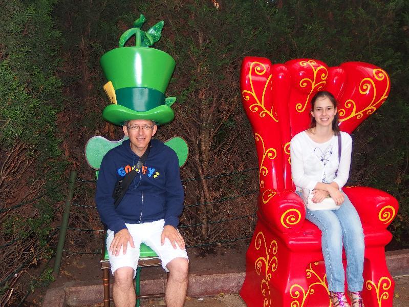 TR Disneyland Hôtel + La Belle et la Bête à Mogador pour mes 18 ans, juillet 2014 P7210213