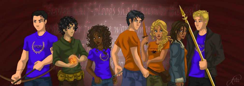 Percy Jackson RPG Online