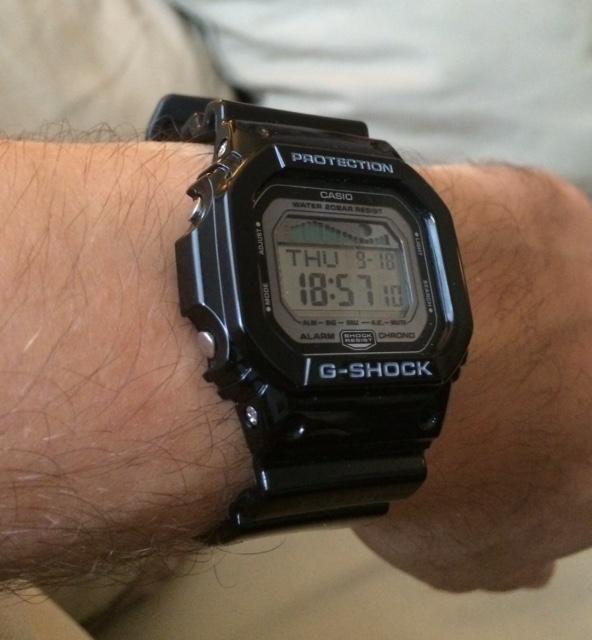 Choix d'une G-Shock Fullsi11