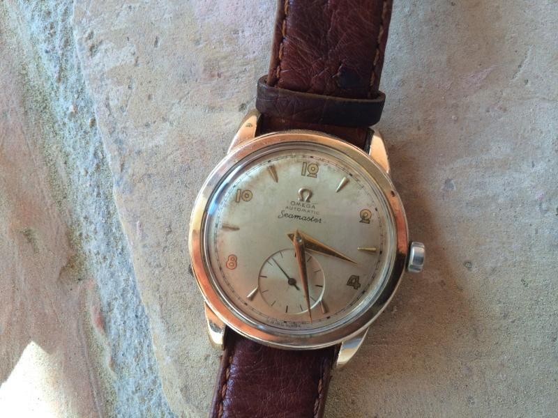 Quelle est votre montre la plus vieille ? Image13