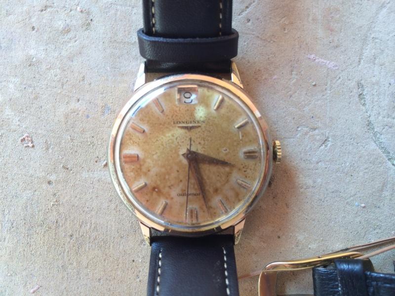 Quelle est votre montre la plus vieille ? Image14