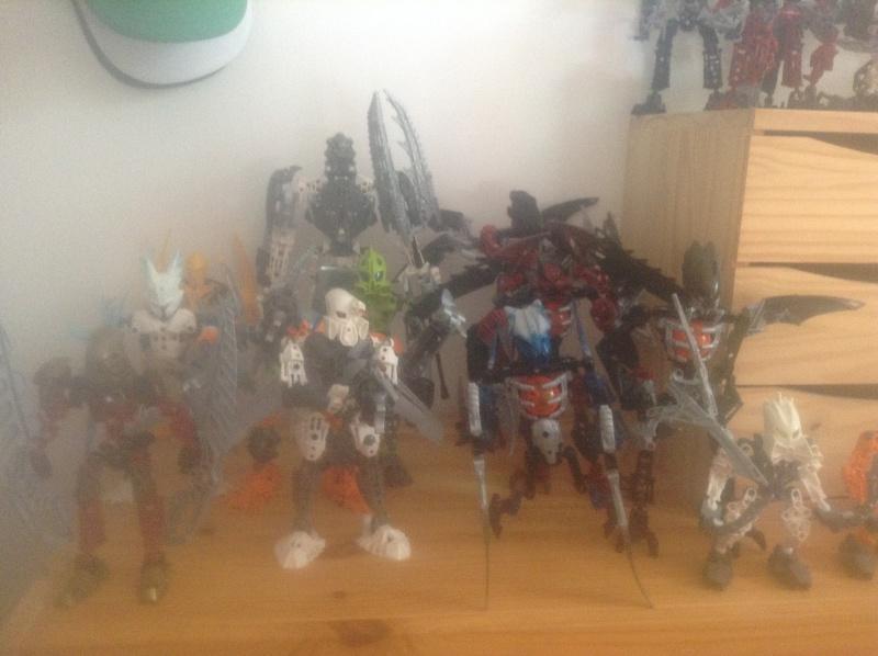 [Produits] Votre collection Bionicle - Page 15 Img_0510