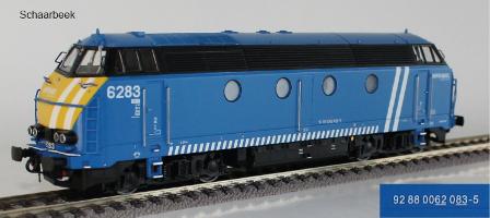 Les type 62/63 INFRA bleues et les grilles d'aération pour les P.C. 6283_v10