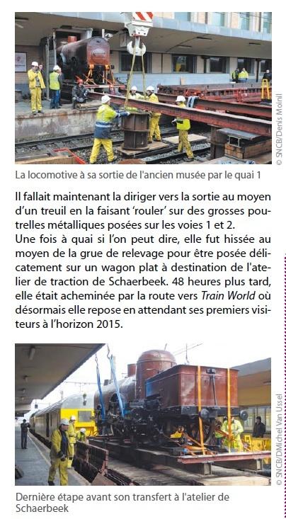 Musée du Chemin de fer belge Lerail10