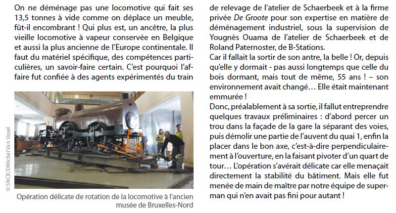 Musée du Chemin de fer belge Lerail11