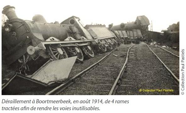 Epoque I/e (1914-1925) - le matériel belge en photo Lerail13
