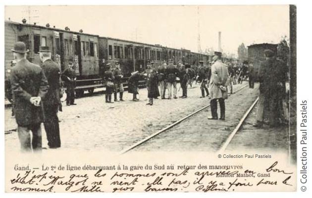 Epoque I/e (1914-1925) - le matériel belge en photo Lerail14