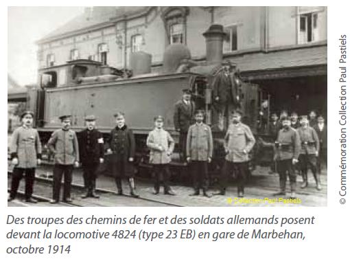 Epoque I/e (1914-1925) - le matériel belge en photo Lerail15