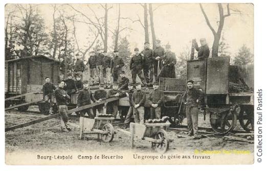 Epoque I/e (1914-1925) - le matériel belge en photo Lerail16