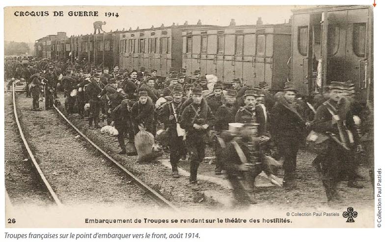 Epoque I/e (1914-1925) - le matériel belge en photo Lerail18