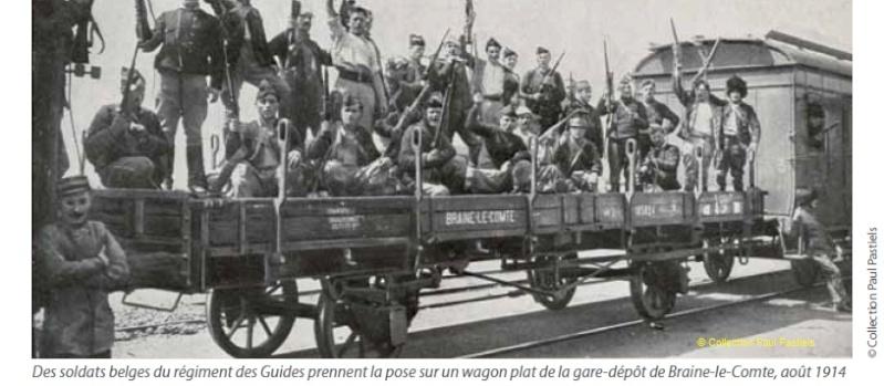 Epoque I/e (1914-1925) - le matériel belge en photo Lerail19