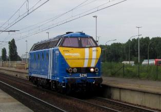 Les type 62/63 INFRA bleues et les grilles d'aération pour les P.C. Nmbs-i10