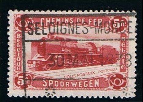 Locomotives-vapeur belges en photo sans précision - Avis aux spécialistes Timbre11